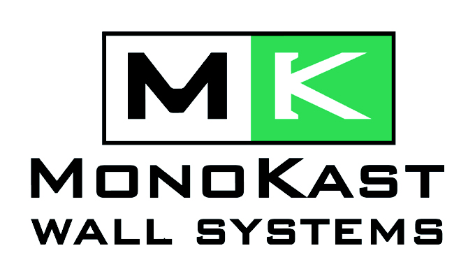 MonoKast Wall Systems Logo